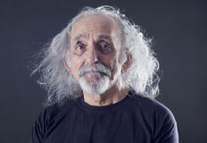 Portrait of a senior man Royalty Free Stock Photography