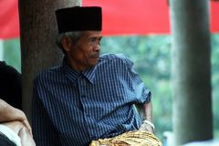 Toraja portrait stock photos