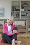 Portrait of a senior woman Stock Photography