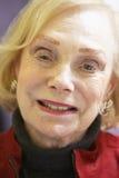 Portrait Of A Senior Woman Smiling Royalty Free Stock Photos