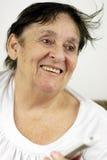 Portrait of Seniors. Royalty Free Stock Images