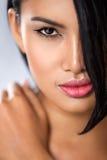Portrait of sensual woman Stock Photography