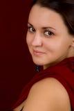 Portrait sexual girl Stock Image
