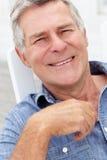 Portrait shot of senior man Royalty Free Stock Photo
