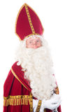 Portrait of Sinterklaas Royalty Free Stock Images