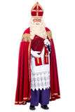 Portrait of Sinterklaas Royalty Free Stock Photo