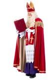 Portrait of Sinterklaas Royalty Free Stock Image