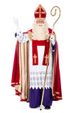 Portrait of Sinterklaas Royalty Free Stock Image