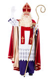 Portrait of Sinterklaas Royalty Free Stock Photos