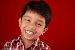 Portrait of a small boy Stock Photo
