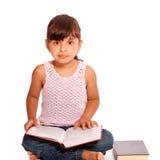 Portrait of small girl Stock Photo