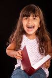Portrait of small girl Royalty Free Stock Photo