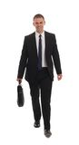Portrait of a smart business man Royalty Free Stock Photos