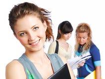 Portrait of smart student Stock Photography