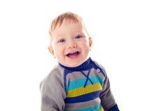 Portrait of smile  boy Stock Photos