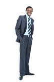 Portrait of smiling African American business Stock Photo