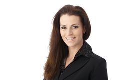 Portrait of smiling businesswoman Royalty Free Stock Photo