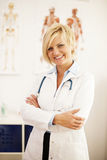 Portrait of smiling doctor Royalty Free Stock Photo
