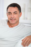 Portrait of smiling man Royalty Free Stock Image