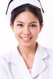 Portrait of smiling nurse Royalty Free Stock Photos