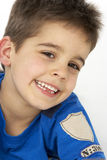 Portrait Of Smiling Young boy Stock Photography