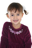 Portrait of smilinig girl Royalty Free Stock Photos