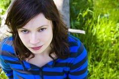 portrait spring στοκ εικόνες με δικαίωμα ελεύθερης χρήσης
