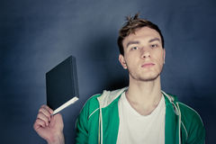Portrait of a student Royalty Free Stock Photo