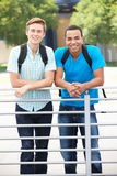 Portrait of students Royalty Free Stock Images