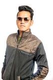 Portrait of stylished man Royalty Free Stock Image