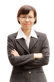 Portrait of success businesswoman Royalty Free Stock Photography