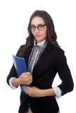 Portrait of a successful business woman Stock Photography