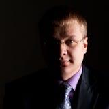 Portrait of successful businessman Stock Image