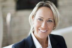 Portrait Of A Successful Businesswoman Stock Image