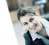 Portrait of successful businesswoman Royalty Free Stock Images