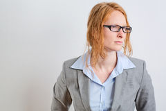 Portrait of a Successful Businesswoman Stock Image