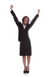 Portrait of successful businesswoman Stock Image
