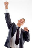 Portrait of successful manager Stock Image