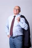 Portrait of a successful senior man Royalty Free Stock Photo