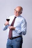 Portrait of a successful senior man Stock Photo
