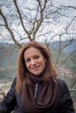Portrait sur Cardona à Barcelone, Catalogne images stock