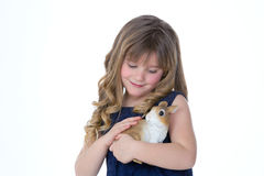 Portrait of sweet young kid Royalty Free Stock Photography
