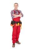 Portrait of technician worker Royalty Free Stock Image