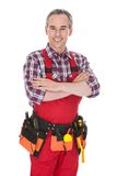 Portrait of technician worker Stock Photos