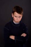 Portrait of teen Stock Photography