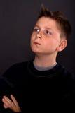 Portrait of teen Stock Images