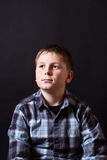 Portrait of teen Royalty Free Stock Images