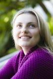 Portrait of Teen Girl Royalty Free Stock Photo