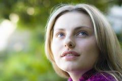 Portrait of Teen Girl Stock Photography