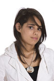 Portrait of a teen girl Royalty Free Stock Images